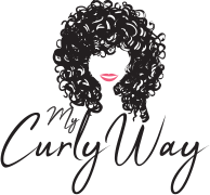 לוגו My Curly Way